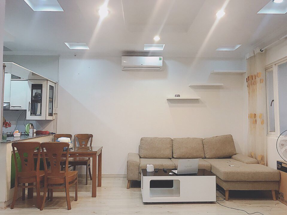 rent Khanh Hoi 2 - 2 bedroom - 2 wc