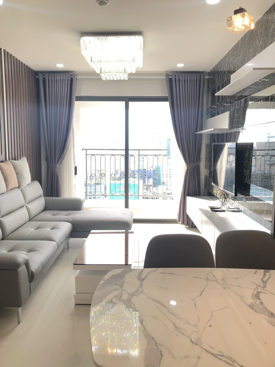 sale Saigon Royal Residence - 2 bedroom - 2 wc