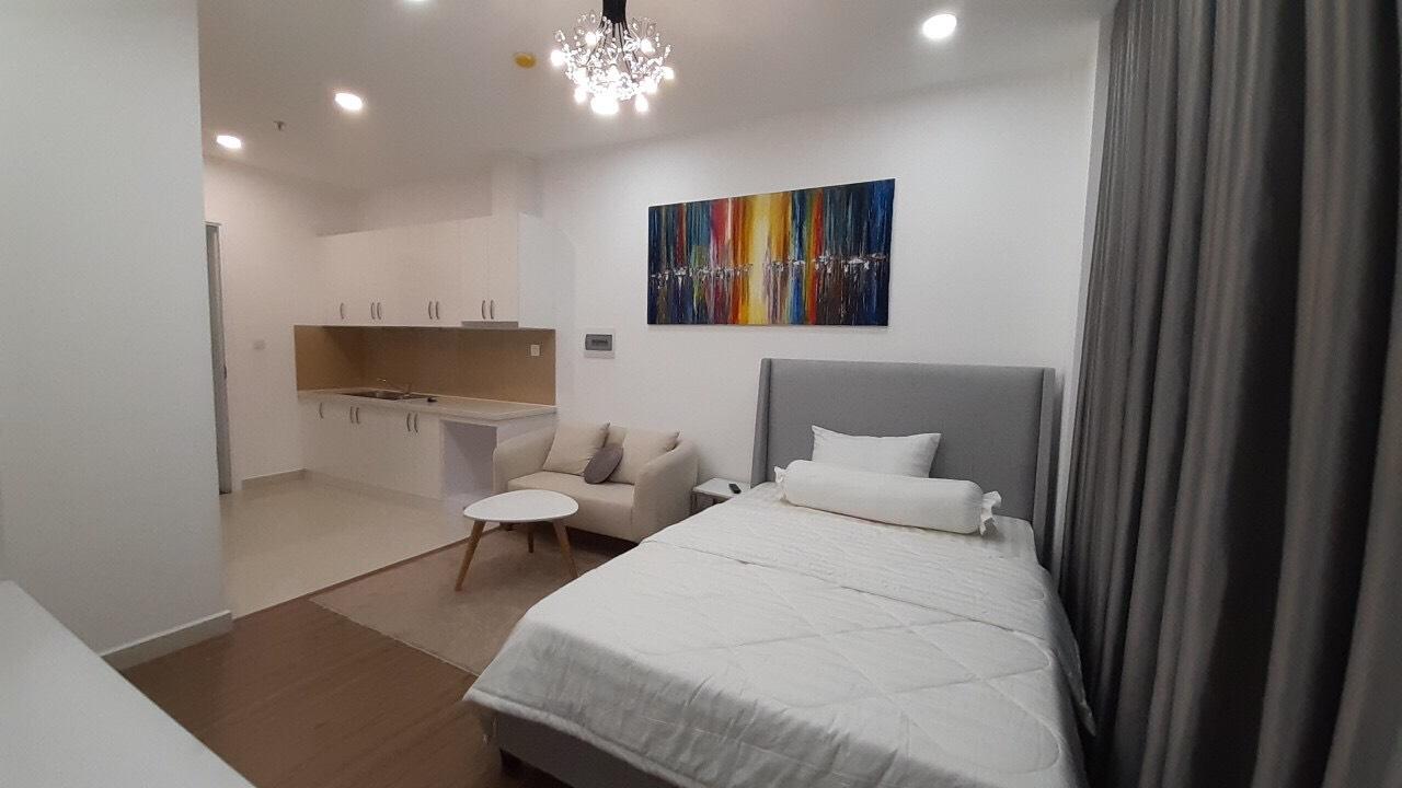 Sài Gòn Mia - Officetel - 1 wc