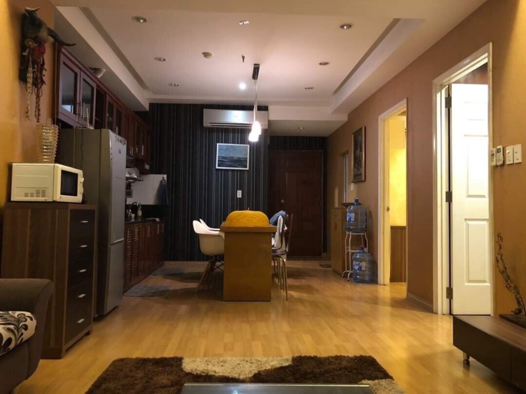 rent Khanh Hoi 3 - 2 bedroom - 2 wc
