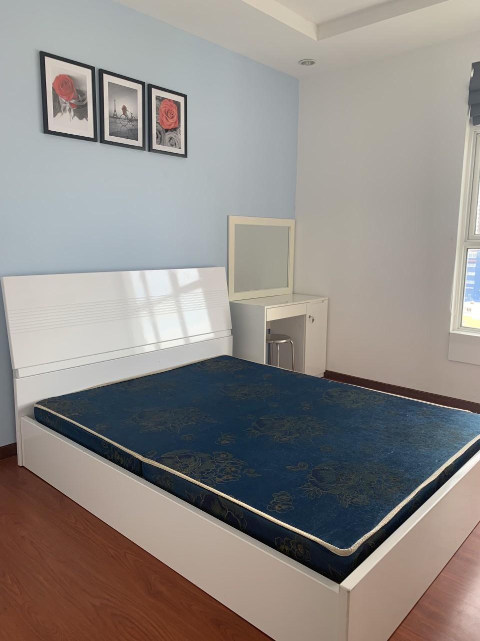 Cho thuê Hoàng Anh Thanh Bình - 3 phòng ngủ - 2 wc