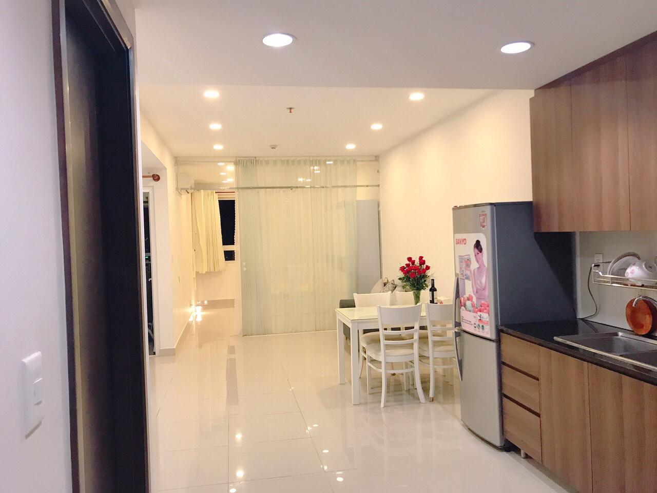 Bán An Phú Apartment - 1 phòng ngủ - 1 wc