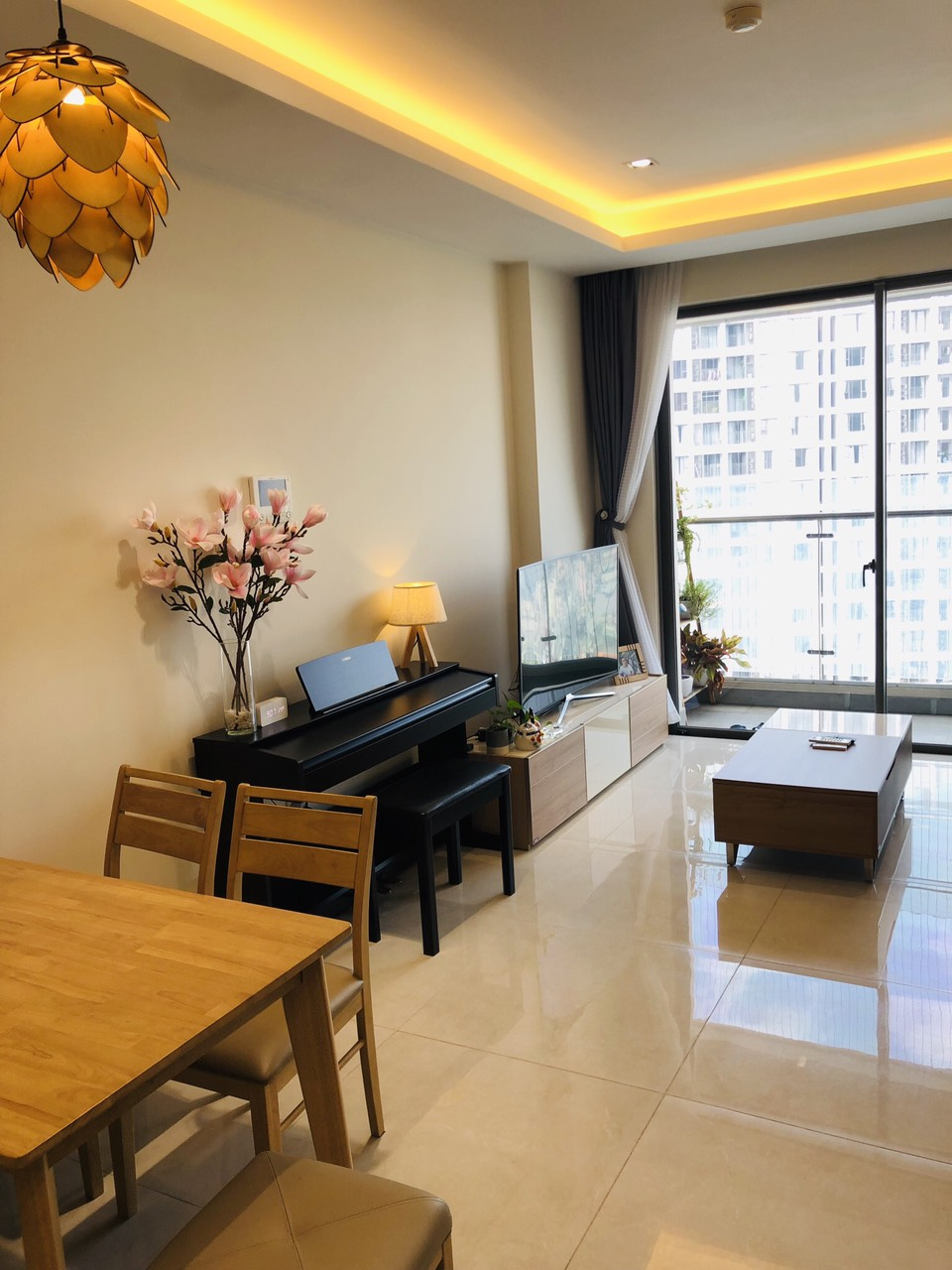 sale Masteri Millennium - 2 bedroom - 2 wc