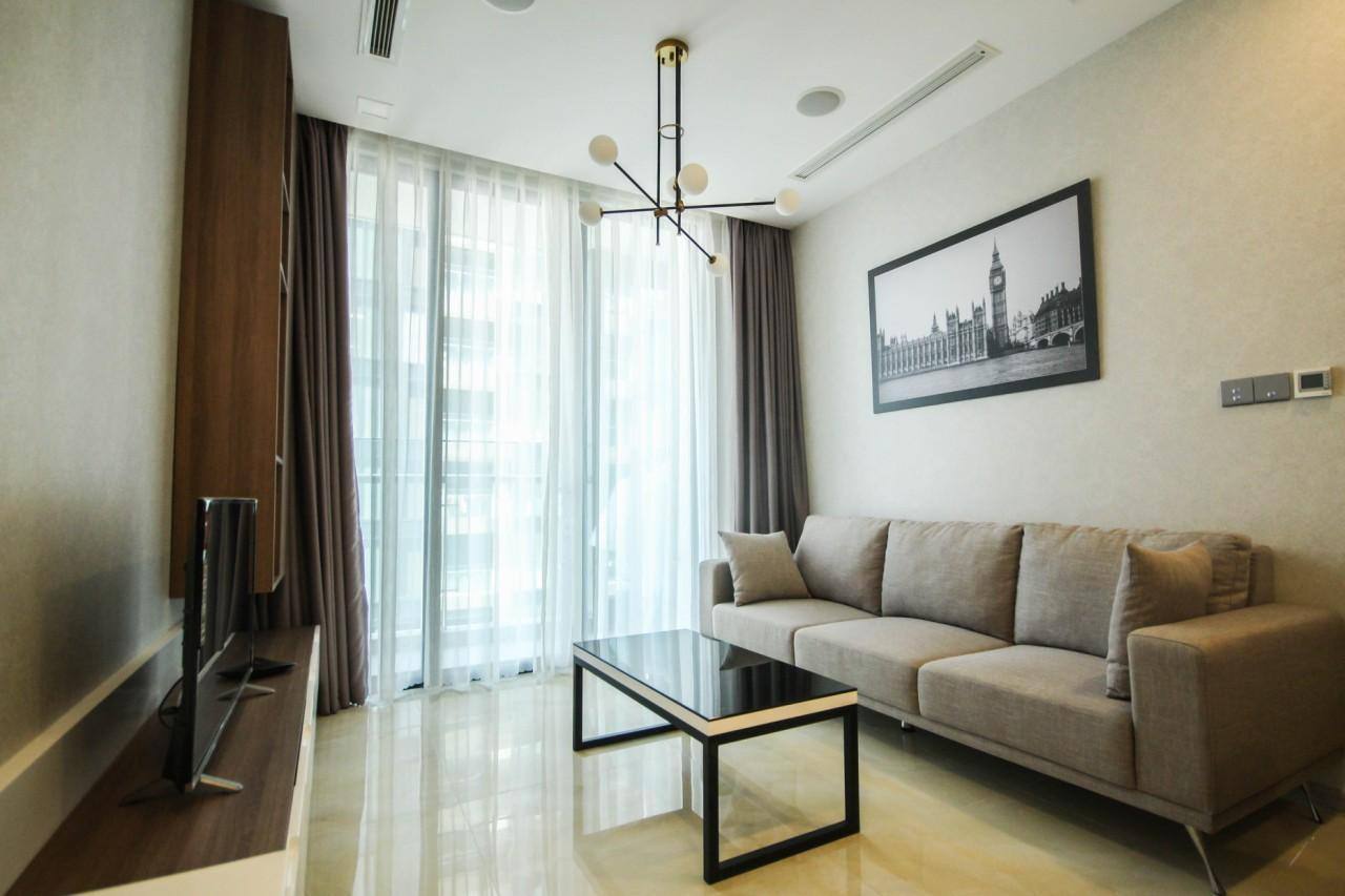 rent Vinhomes Golden River Ba Son - 1 bedroom - 1 wc