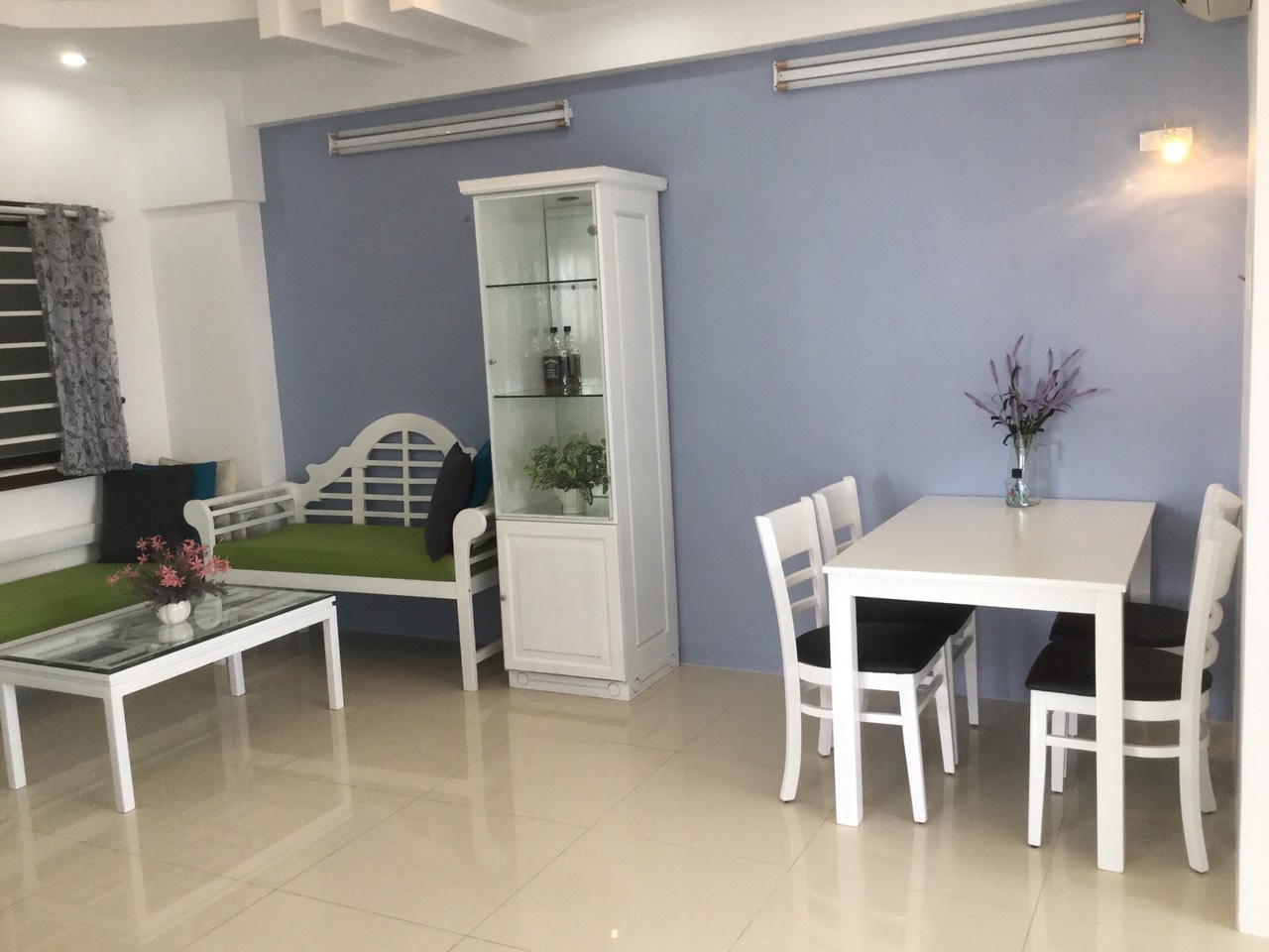 rent H3 Hoang Dieu - 2 bedroom - 2 wc