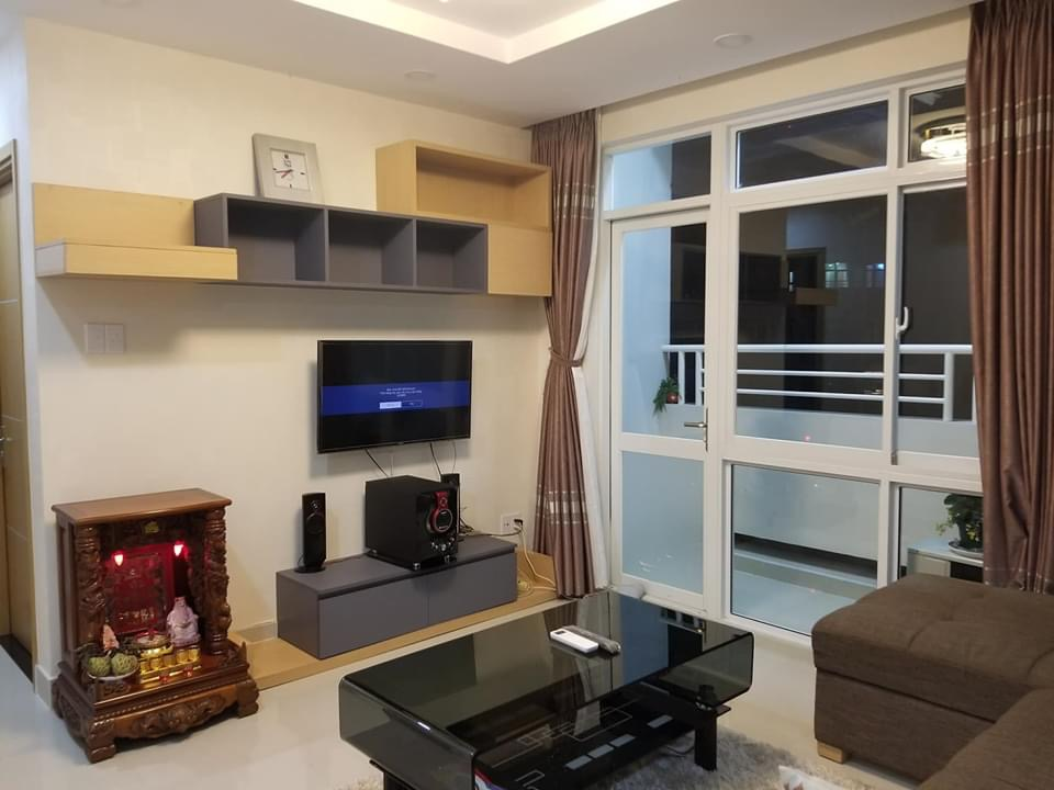 rent Him Lam Cho Lon - 2 bedroom - 2 wc