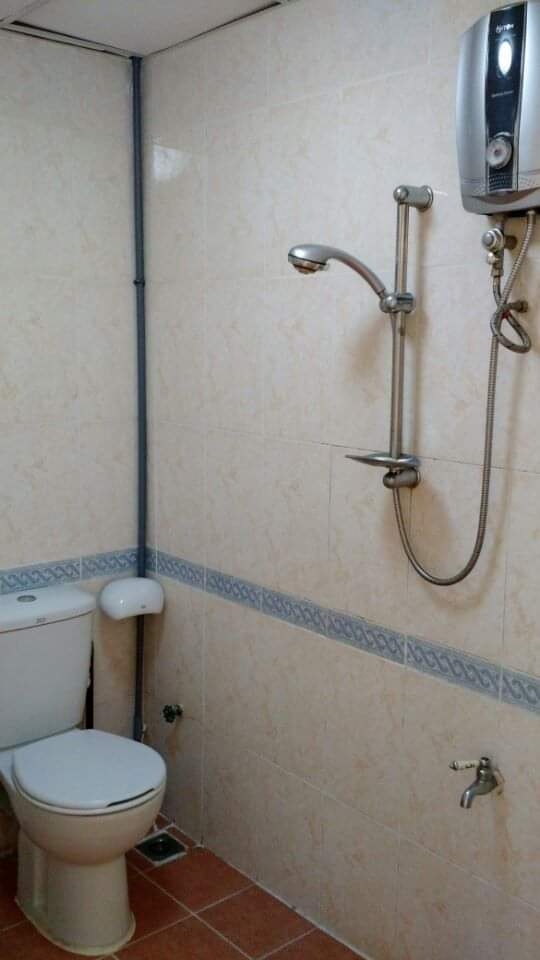 Central Garden - tầng 15 - 2pn - 2 wc