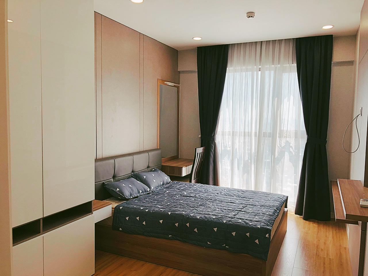 Bán Masteri Millennium - 2 phòng ngủ - 2 wc