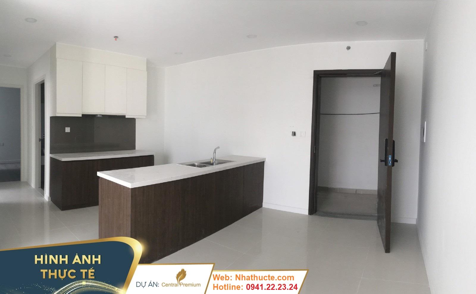 Cho thuê căn hộ Central Premium