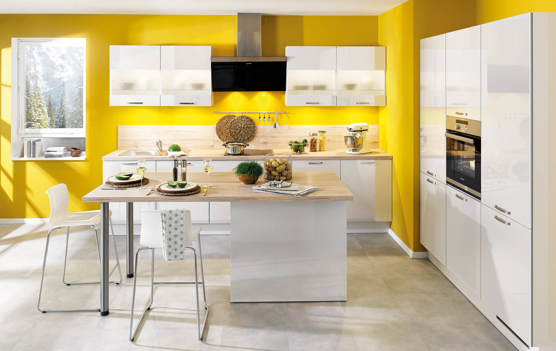 Cho thuê căn hộ Kingdom 101 - Phòng bếp
