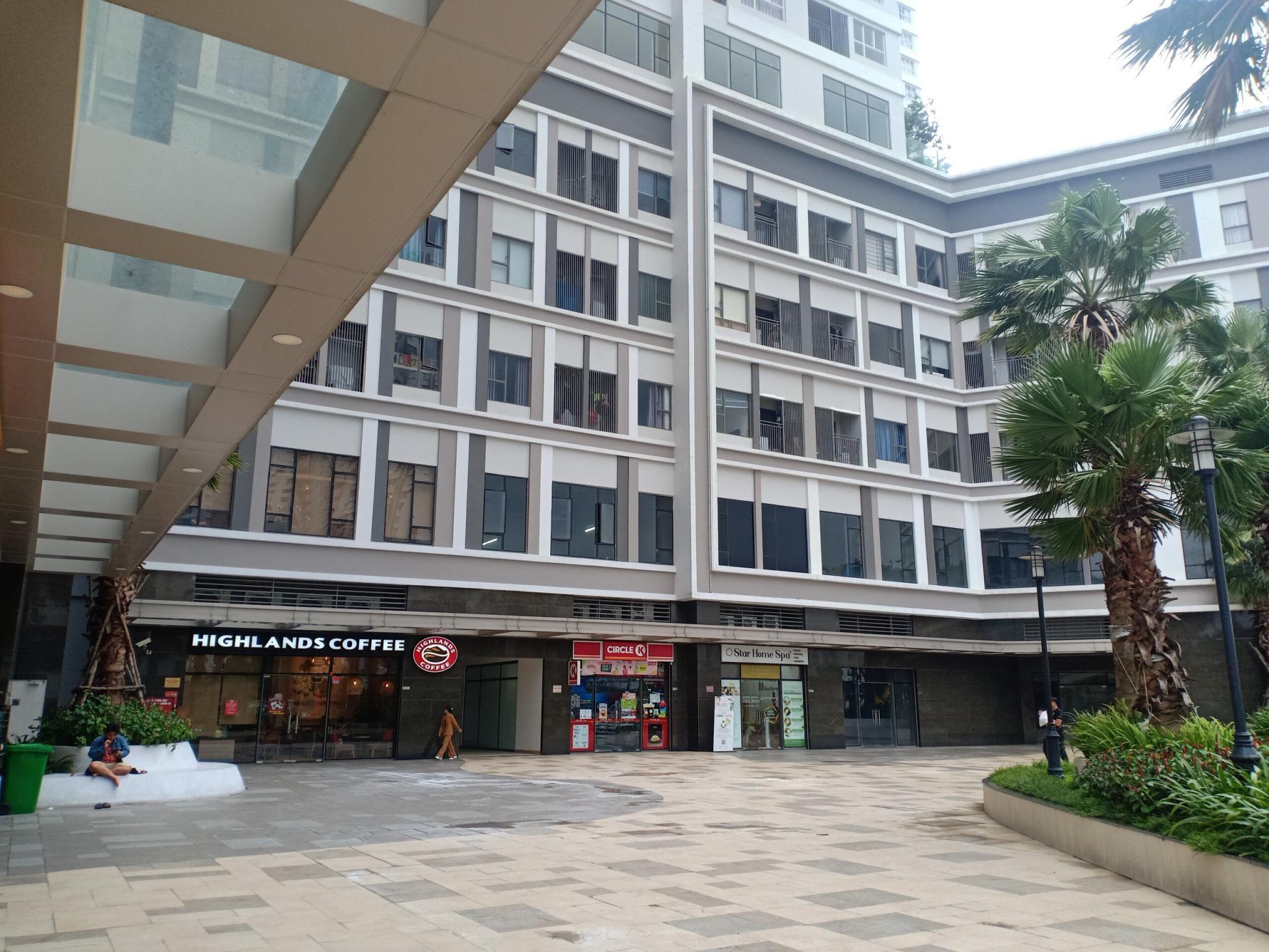 Cho thuê Shophouse kinh doanh Sunrise City View Quận 7