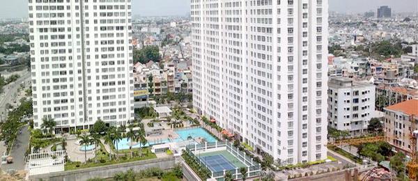 Chung cư Giai Việt Quận 8