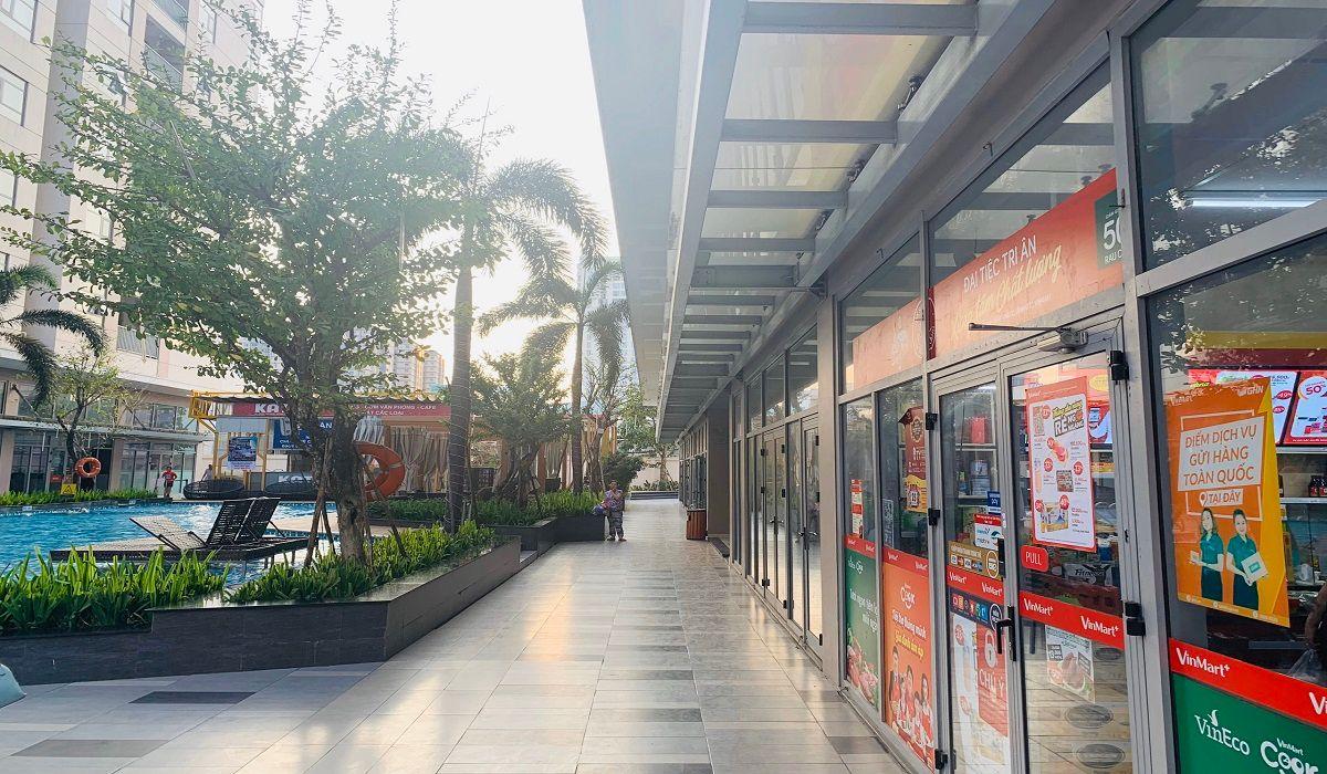 Chung cư Luxcity Quận 7