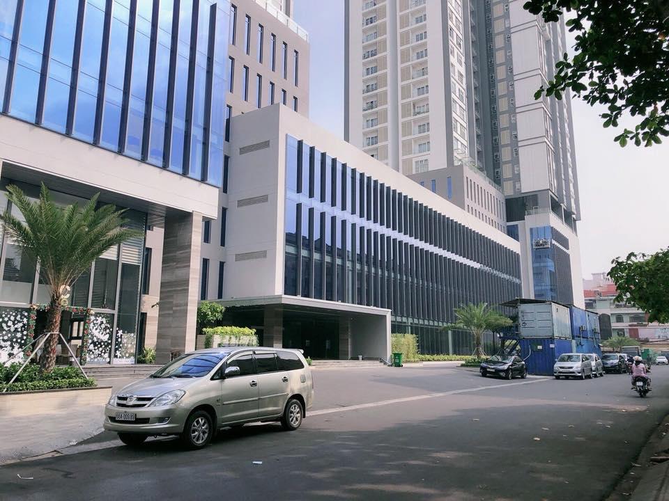 Chung cư Xi Grand Court Quận 10