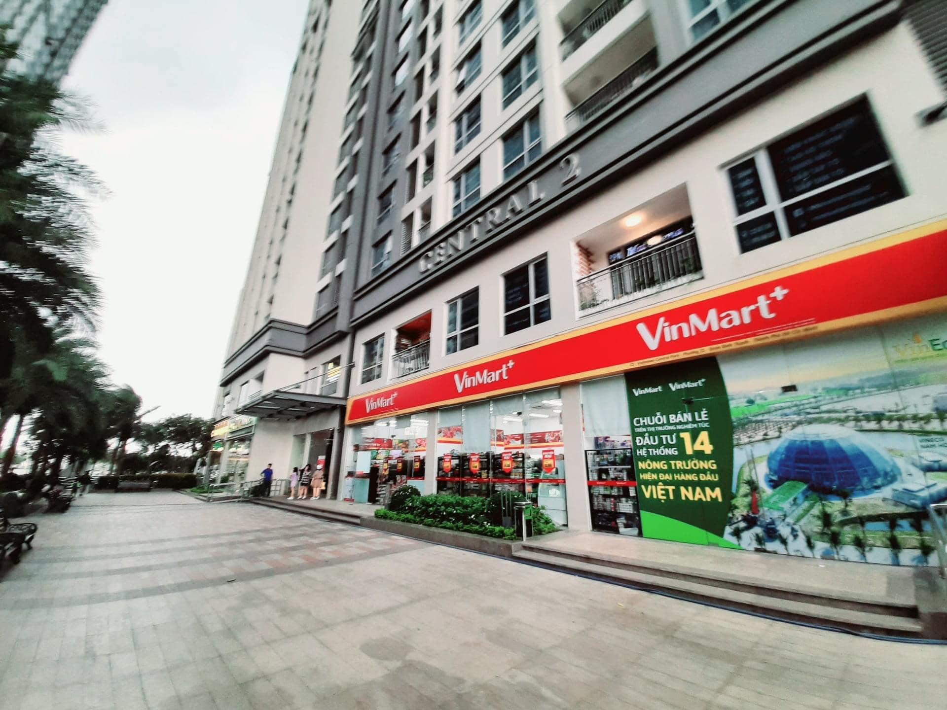Thuê Shophouse Topaz Quận 8 mở siêu thị Vinmark