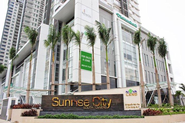 Thuê Sunrise City có an toàn